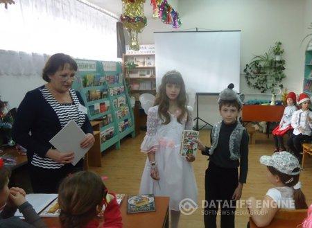 «У Феи сказок» в библиотеке им. М. Лермонтова