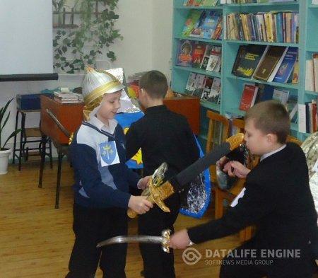 Рыцарский турнир во 2А