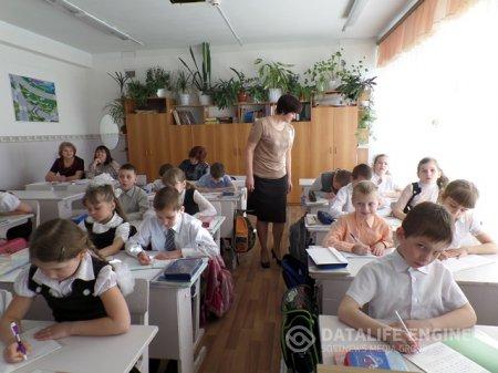 Открытый урок во 2 б классе