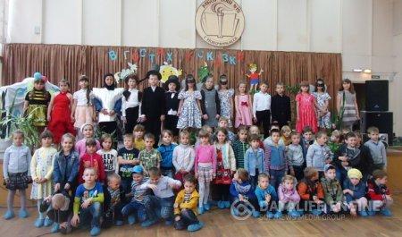 Гости из детских садов
