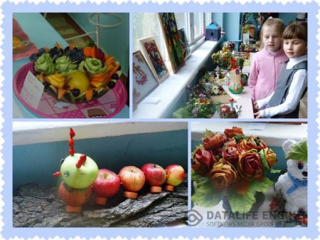 Итоги школьного конкурса «Осенняя ярмарка»