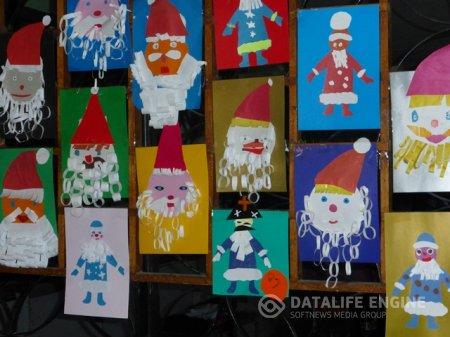 В день рождения Деда Мороза!