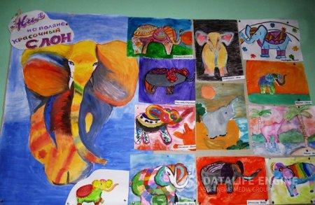 Выставка учащихся